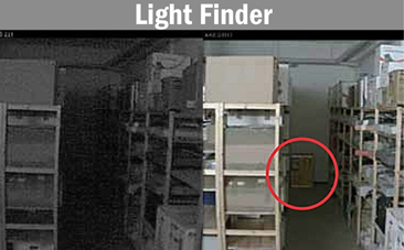 Light Finder